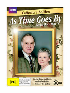As Time Goes By Series : Season 1-9 : NEW DVD