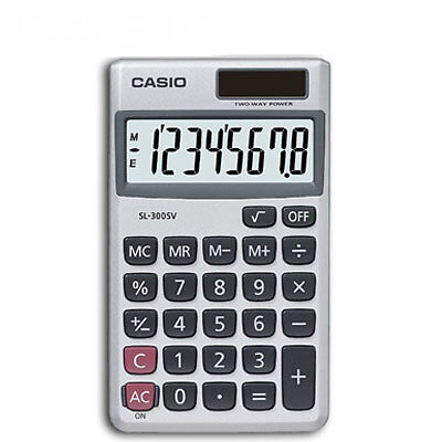 A Calculator Buying Guide