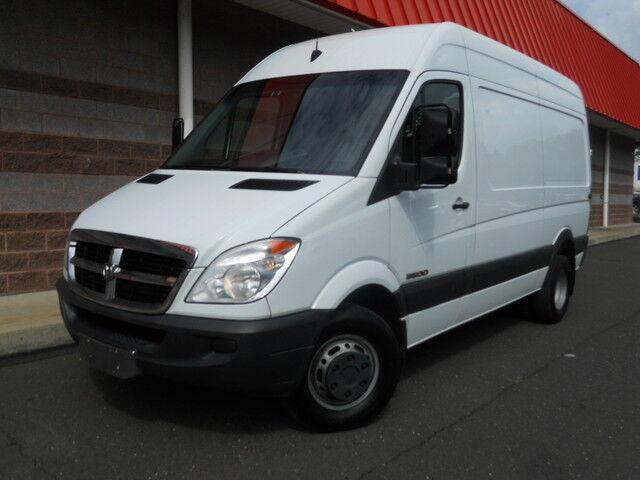 2008 mercedes benz dodge sprinter turbo diesel cargo van for Mercedes benz 3500