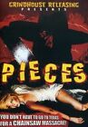 Pieces (DVD, 2008, 2-Disc Set, Deluxe Edition)