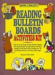 Reading-Bulletin-Boards-Activities-Kit-by-Jerry-J-Mallet-1998-Paperback