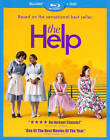 The Help (Blu-ray/DVD, 2011, 2-Disc Set) (Blu-ray/DVD, 2011)