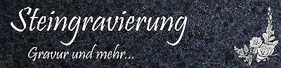 Steingravierung