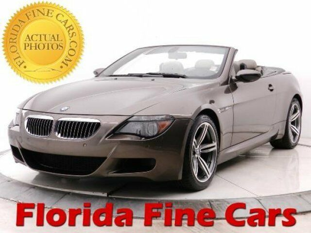 M6 Convertible 5 0l Nav Cd Keyless Start Locking Limited