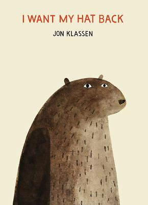 I Want My Hat Back by Jon Klassen (2011, Hardcover)