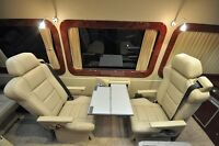 Mercedes-Benz 319 Luxus- VIP Business Van 324 1 316