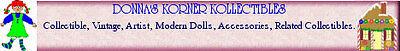 Donna's Korner Kollectibles