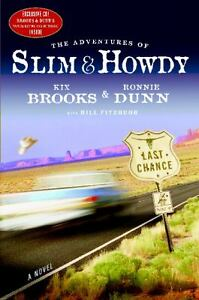 The-Adventures-of-Slim-Howdy-Book-w-CD-Brooks-Dunn-NW