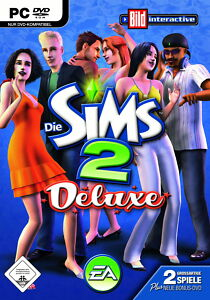 Sims 2 Deluxe - PC Spiel - <span itemprop='availableAtOrFrom'>Carmzow-Wallmow, Deutschland</span> - Sims 2 Deluxe - PC Spiel - Carmzow-Wallmow, Deutschland