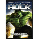 The Incredible Hulk (DVD, 2008, Full Frame)