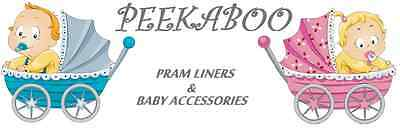 peekaboo pram liner store