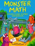 Monster Math Puzzles and Games Workbook, Martha C. Cheney, 1565655184