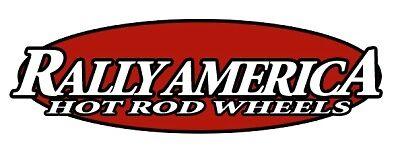 Rally America Hot Rod Wheels