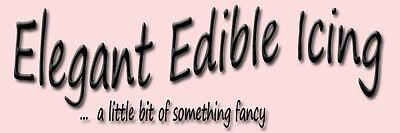 Elegant Edible Icing
