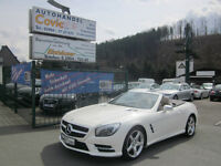 Mercedes-Benz SL 500 AMG-Sportpaket DIAMANTWEIß METALLIC