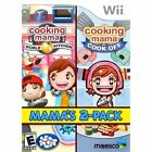 Nintendo Wii Cooking Mama Video Games
