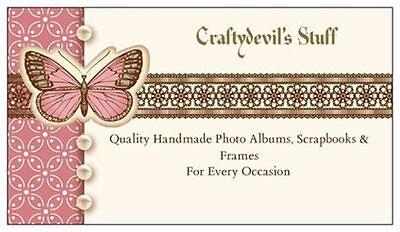 Craftydevil's Stuff