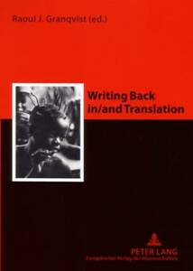Writing Back In/and Translation  9783631548318