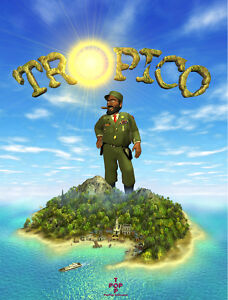 Tropico (PC, 2001, DVD-Box)