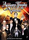 Addams Family Values (DVD, 2013)