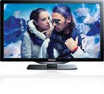 """Philips 32PFL4908/F7 32"""" 720p LED HDTV FLATSCREEN TV TELEVISION"""