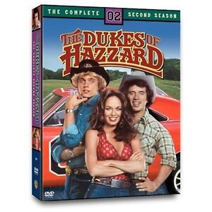 dukes of hazzard the complete second season dvd 2005. Black Bedroom Furniture Sets. Home Design Ideas