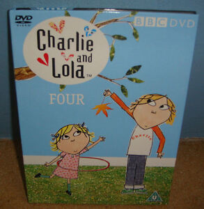 Charlie And Lola Vol.4 (DVD)