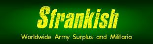 SFRANKISH ARMY SURPLUS MILITARIA