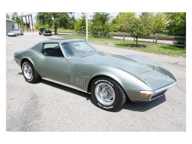 listing expired 1972 gray corvette for sale lansing michigan dealer. Black Bedroom Furniture Sets. Home Design Ideas