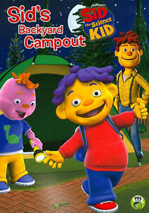Sid the Science Kid: Sids Backyard Campout (DVD, 2011)