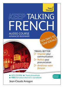 Keep Talking French - Ten Days To C  CD NEW