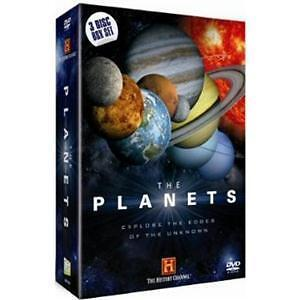 The Planets DVD 2009 3Disc Set - <span itemprop=availableAtOrFrom>Lincoln, United Kingdom</span> - The Planets DVD 2009 3Disc Set - Lincoln, United Kingdom