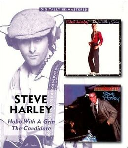 Harley-Steve-Hobo-With-A-Grin-The-Candidate-CD-NEW