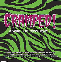 CRAMPED-Volume-1-CD-Cramps-Tribute-Psychobilly-Garage-Trash-Rockabilly-NEW