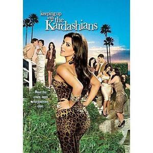 DVD Keeping Up with the Kardashians The Complete First Season  New Cond - Alton, Illinois, United States - DVD Keeping Up with the Kardashians The Complete First Season  New Cond - Alton, Illinois, United States