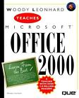 Woody Leonhard Teaches Office 2000 by Woody Leonhard (1999, Paperback)