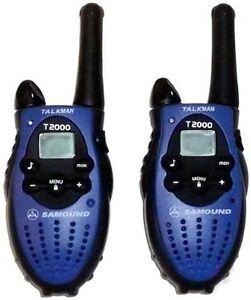 which walkie talkies the best range ebay