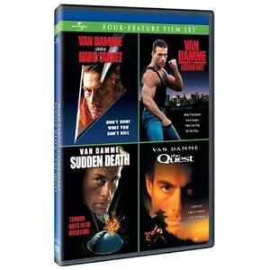 Van Damme - Four Feature Film Set (DVD, ...