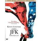 JFK (DVD, 2008, Special Edition Director's Cut)