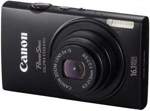 Canon PowerShot Digital ELPH 110 HS / Digital IXUS 125 HS Vs. Fujifilm FinePix XP170