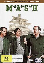 MASH COMPLETE SIXTH SEASON SIX 6 (3 DISC BOX SET) DVD's PAL AS NEW  M*A*S*H Z1
