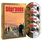 The Sopranos - The Complete Third Season (DVD, 2002, 4-Disc Set, Four Disc Set) (DVD, 2002)