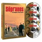 The Sopranos - The Complete Third Season (DVD, 2002, 4-Disc Set) (DVD, 2002)