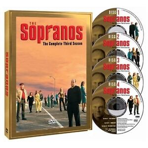The Sopranos - The Complete Third Season...