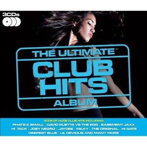 Various-Artists-The-Ultimate-Club-Hits-Album-3CDs-2008