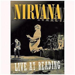 Nirvana: Live at Reading DVD NEW