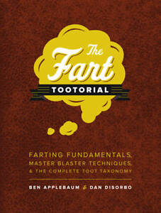 FARTS: A Tootorial by Ben Applebaum : WH4-TBL : HBS024 : NEW BOOK