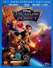 Treasure Planet (Blu-ray Disc, 2012, 2-Disc Set, 10th Anniversary Edition)