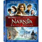 The Chronicles of Narnia: Prince Caspian (Blu-ray Disc, 2008, 3-Disc Set, Blu-ray; Includes Digital Copy)