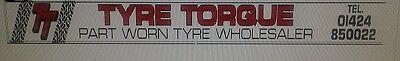 TYRE TORQUE